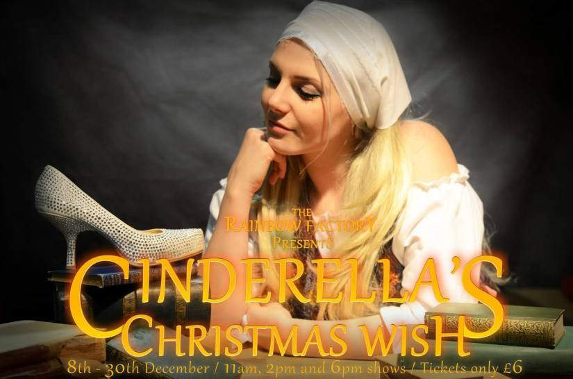Cinderella's Christmas Wish –Preview