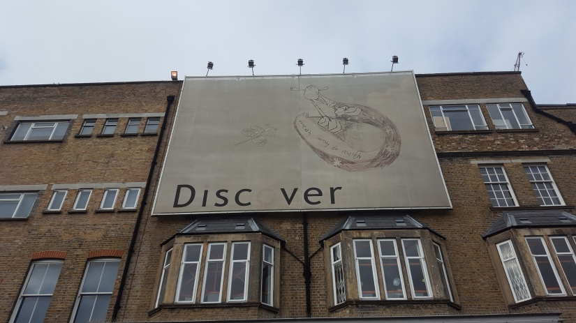 Discover – Children's Story Centre,London