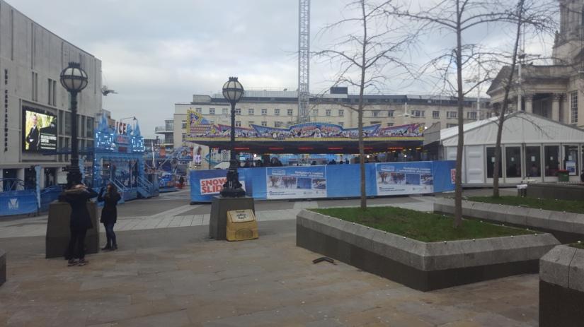 Ice Cube, Leeds