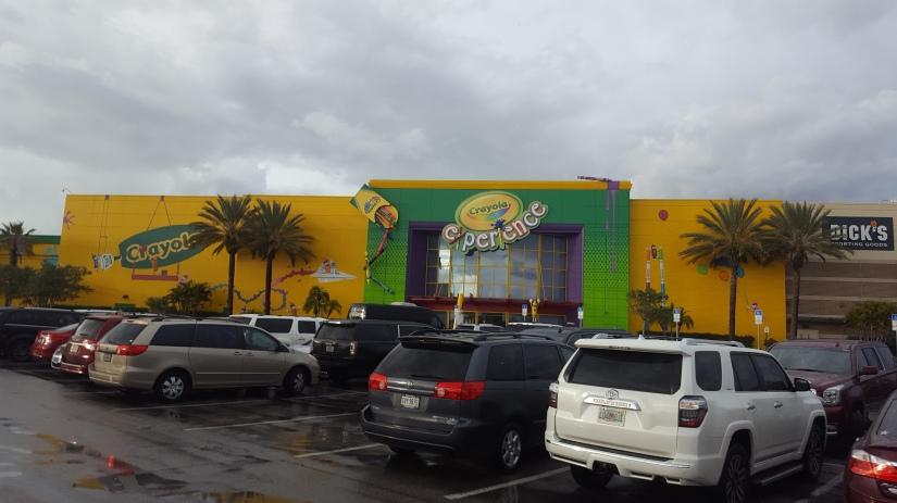 Crayola Experience, Orlando