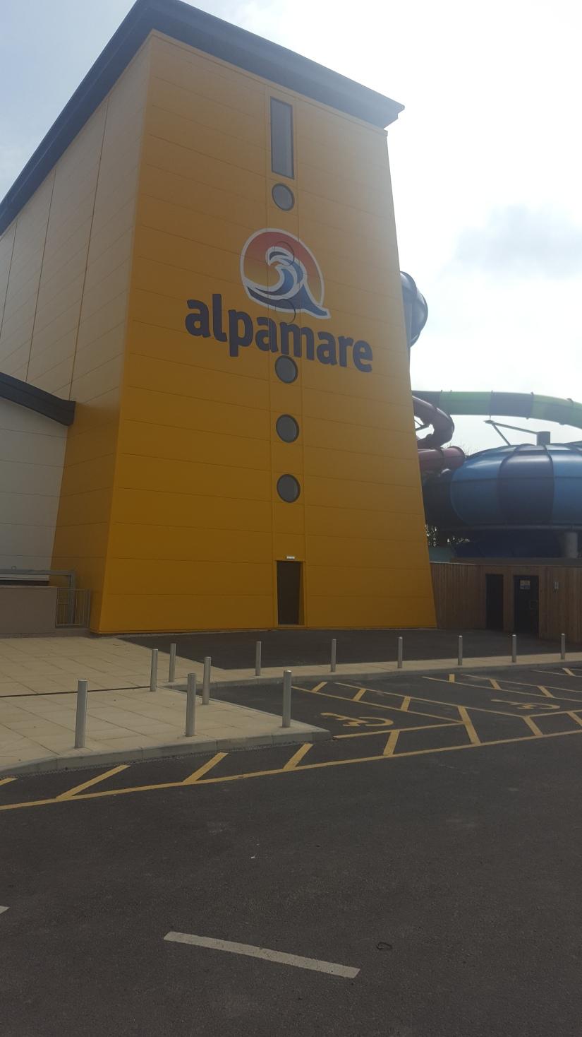 Alpamare Waterpark