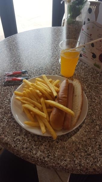 Alpamare food