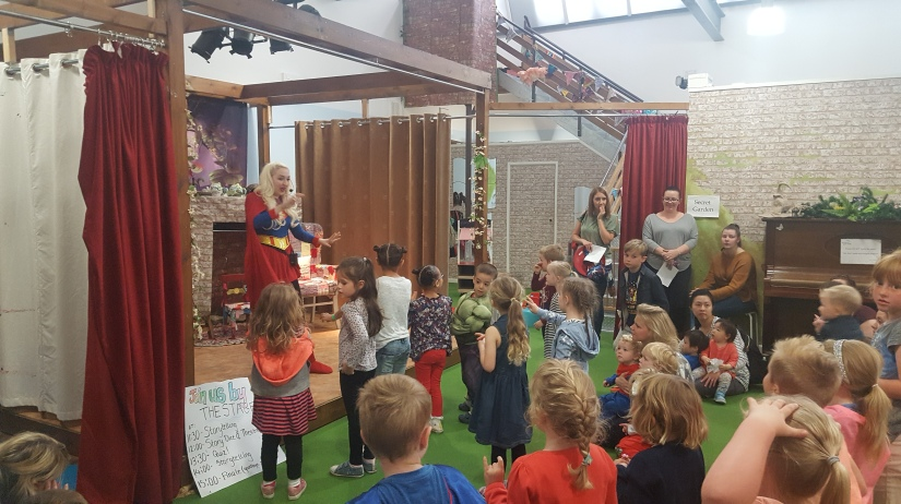 Rainbow Factory – Summer Holiday sessions2017