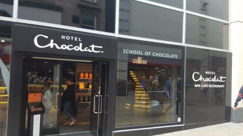 Hotel Chocolat – Children's Workshop